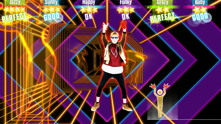 how to play just dance on xbox one