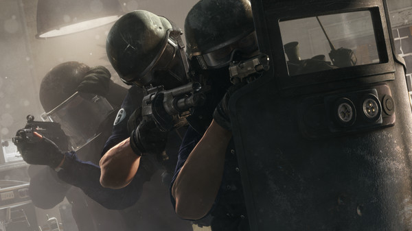 XBOX ONE TOM CLANCY'S RAINBOW SIX SIEGE