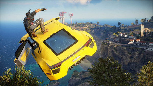 XBOX ONE JUST CAUSE 3: GOLD EDITION