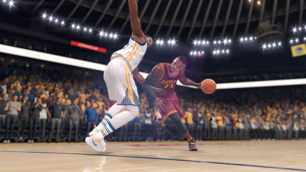 XBOX ONE NBA LIVE 18