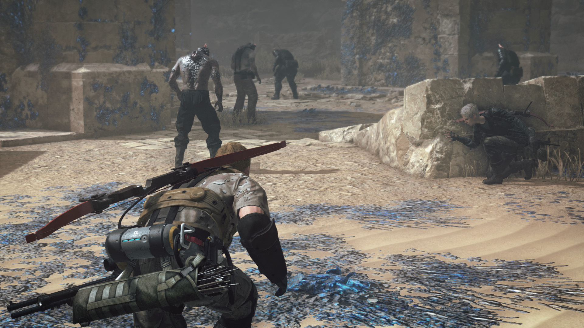 XBOX ONE METAL GEAR SURVIVE