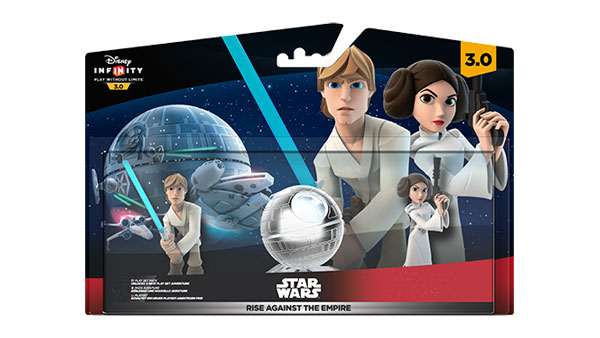 DISNEY INFINITY 3.0 RISE AGAINST EMPIRE PLAYSET
