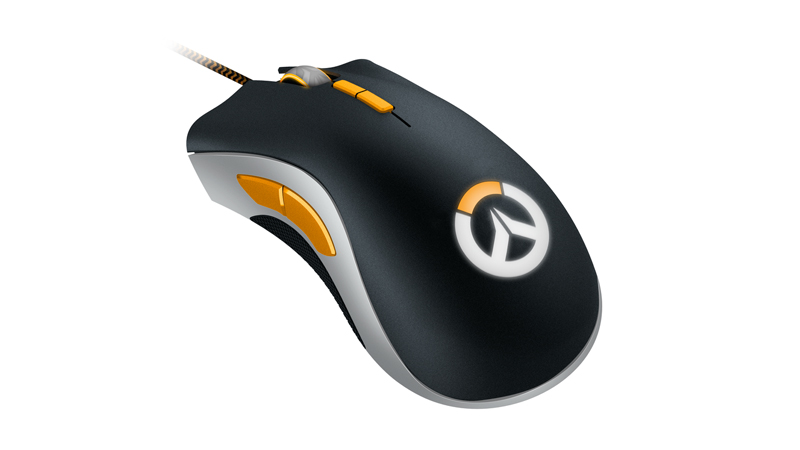 RAZER OVERWATCH - DEATHADDER ELITE MOUSE